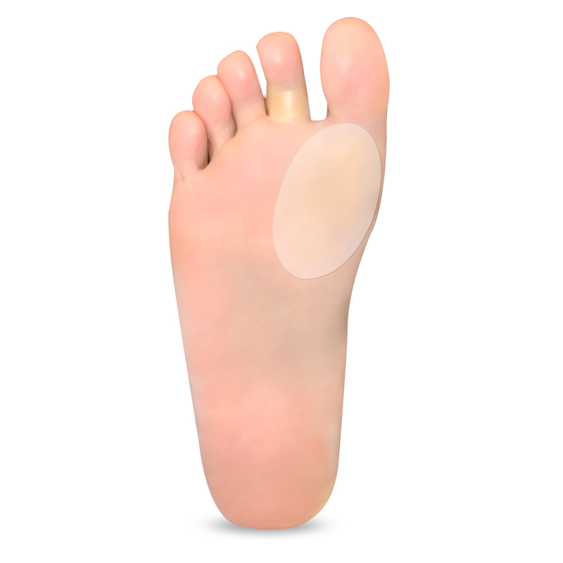 Image 5 - 10 Pcs Heel Blister Cushions Cushioned Bandage with Gel Guard Pads for Foot Toe Relieves Blister Pain Prevention & Recovery-in Safety & Survival from Sports & Entertainment
