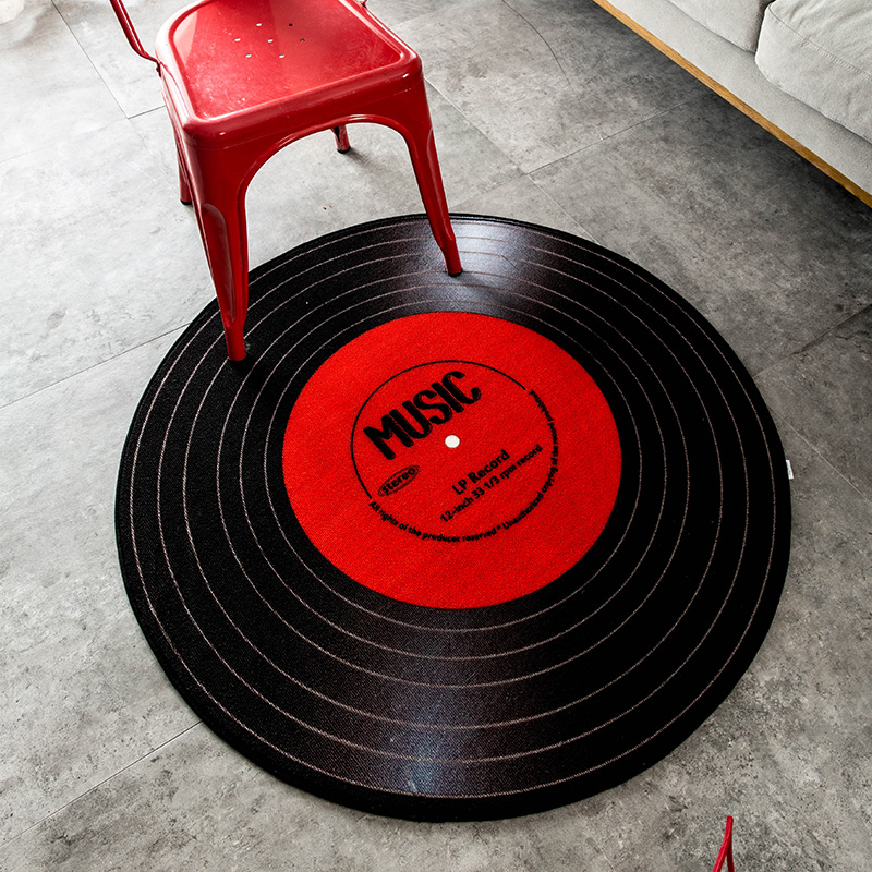 150cm*150cm Old Record To Restore Ancient Ways Round