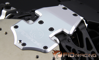 front chassis shield guard plate for 1/5 LOSI 5IVE-T 5T