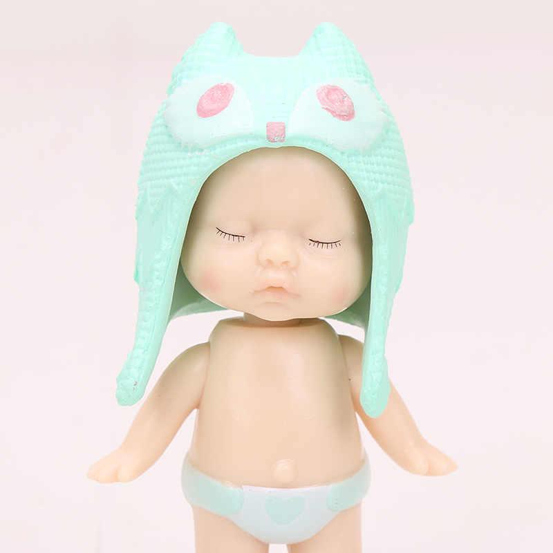 Sonny anjo princesa figura animal dormindo boneca do bebê bolo decoração bolo de aniversário toppers coleção brinquedos