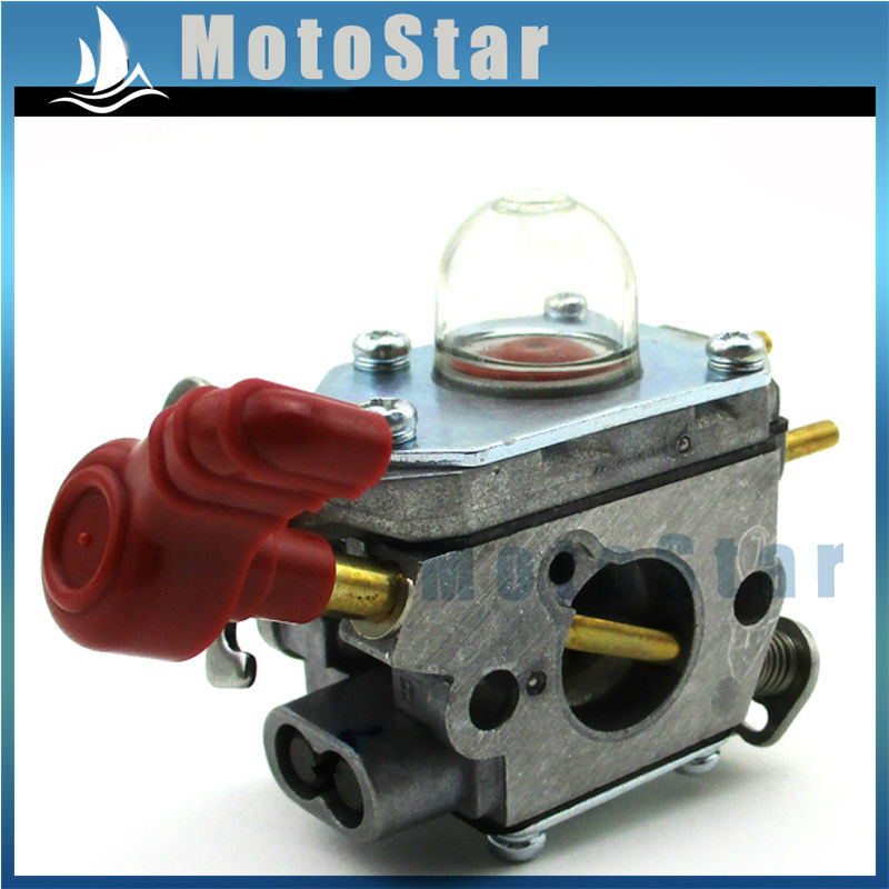 US $13 19 30% OFF|Carburetor For Zama C1U P27 Troy Bilt TB2MB TB430 Murray  MS2550 MS2560 MS9900-in Carburetor from Automobiles & Motorcycles on
