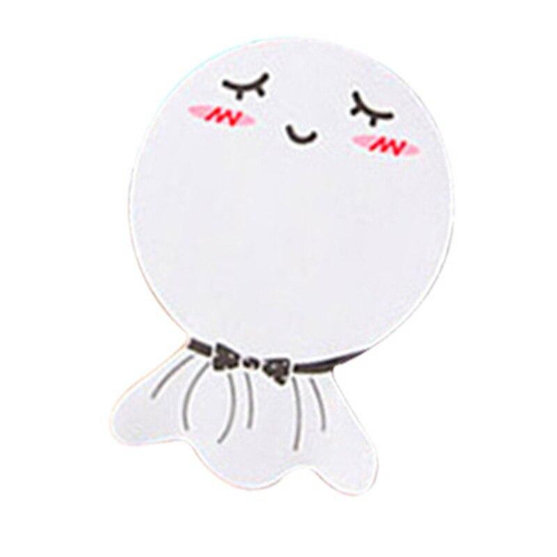 diy Sunny Doll zâmbet memo pad Sticky etichetă scoică notă - Blocnotesuri și registre - Fotografie 4