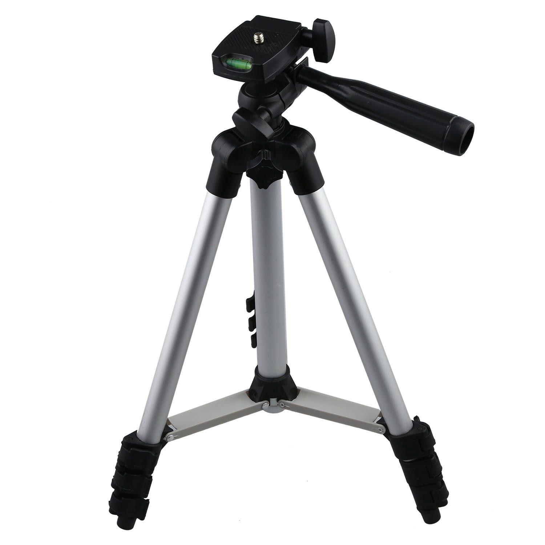 HFES 3110 In lega di Alluminio treppiedi di macchina fotografica digitale macchina di carta treppiede stand DV treppiede cellulare Selfie basamento