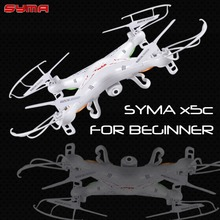 100% Original Syma x5c Quadcopter Update X5c-1 RC Helicopter Remote Control Drone with Camera RC Toys Best Choice for Beginners