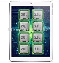 Cube Talk 9X U65GT MT8392 Octa Core 2.0GHz Tablet PC 9.7 inch 3G Phone Call 2048×1536 IPS 8.0MP Camera 2GB/32GB Android 4.2