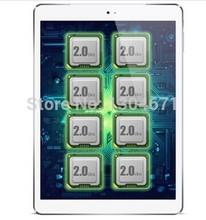 Cube Обсуждение 9X U65GT MT8392 Окта основные 2.0 ГГц Tablet PC 9.7 дюймов 3 Г Телефонный Звонок 2048×1536 IPS 8.0MP Камера 2 ГБ/32 ГБ Android 4.2