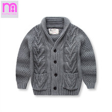 Sweater for boys 2017 Spring Baby