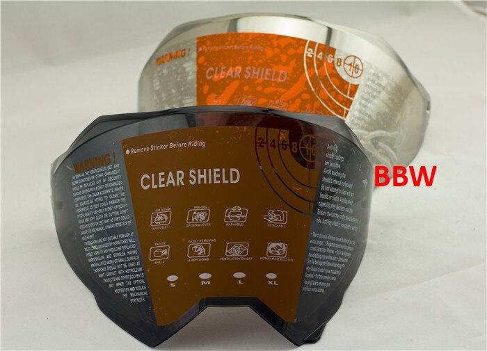 free shipping motorcycle font b helmet b font font b shield b font visor for our