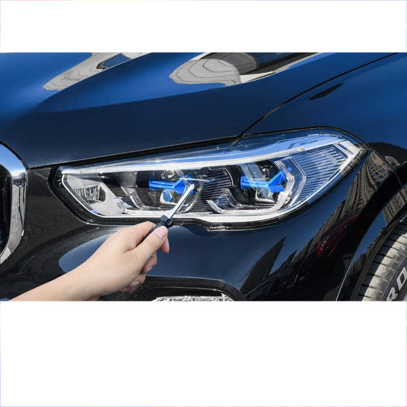 Lsrtw2017 Trasnparent Tpu Car Headlight Protective Film For Bmw X5 2019 2020 2021 G05