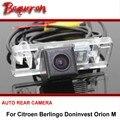 Для Citroen Berlingo Doninvest Orion M Автомобиль Обратная Парковочная Камера/Камера Заднего вида/HD CCD Ночного Видения Резервного Копирования провода беспроводной