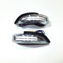 July King светодиодный чехол для зеркала заднего вида для Toyota Allion Aurion и Auris 2012~ ON и т. д., боковые поворотники, DRL, наземная лампа