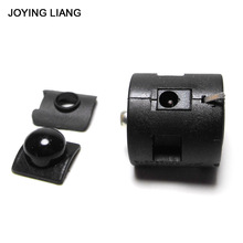 JOYING LIANG JYL-22ZB 22mm Diameter Round Button Switches Flashlight Central Switch Middle Part Accessories