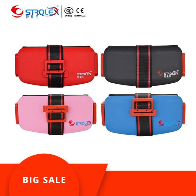 Mifold Portable Baby Car Seat Safety Cushion Travel Pocket Foldable The Grab and Go Booster The Grab Car Seat  Harness for 3~12Y