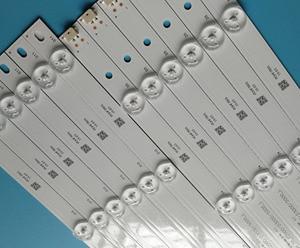Image 5 - 12 יח\סט חדש Led רצועת תואם LB C550F14 E4 S G1 L02/L03 LB C550F14 E4 S G1 DL5/DL6 LD1 LD2 DL9 DL10 55D3000 D2000