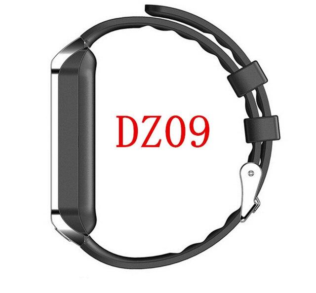 Smartwatch Bluetooth Smart Watch dz09 для iPhone IOS Android Windows Phone Носить Часы Носимых Устройств Smartwach PK U8 GT08