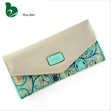 Long Ladies Leather Women Wallets Portfolio Luxury Brand Designer Female Clutch Coin Purses Money Bag Cuzdan Walet Pocket Vallet cheap Coin Pocket Interior Compartment Note Compartment Card Holder Photo Holder Interior Zipper Pocket Interior Slot Pocket Polyester
