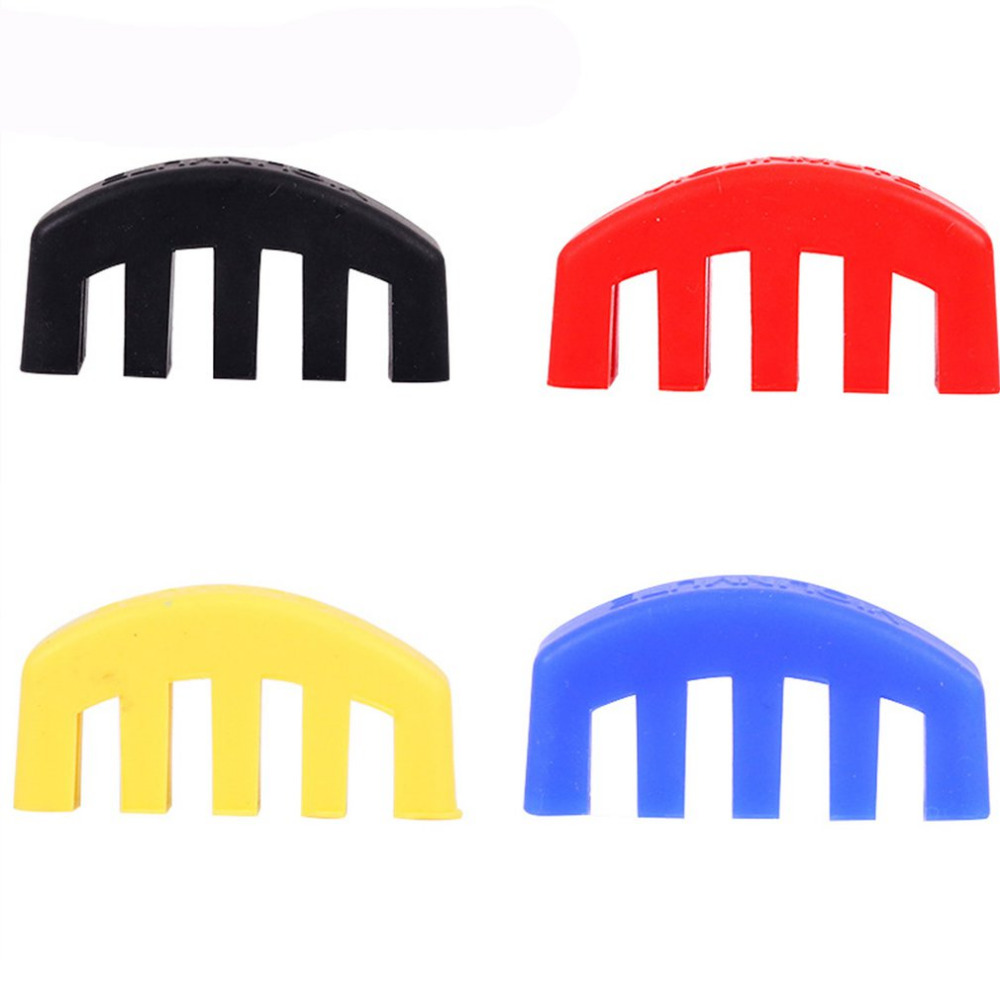 High Quality Mute Violin Muffler Rubber Material Violin Accessories