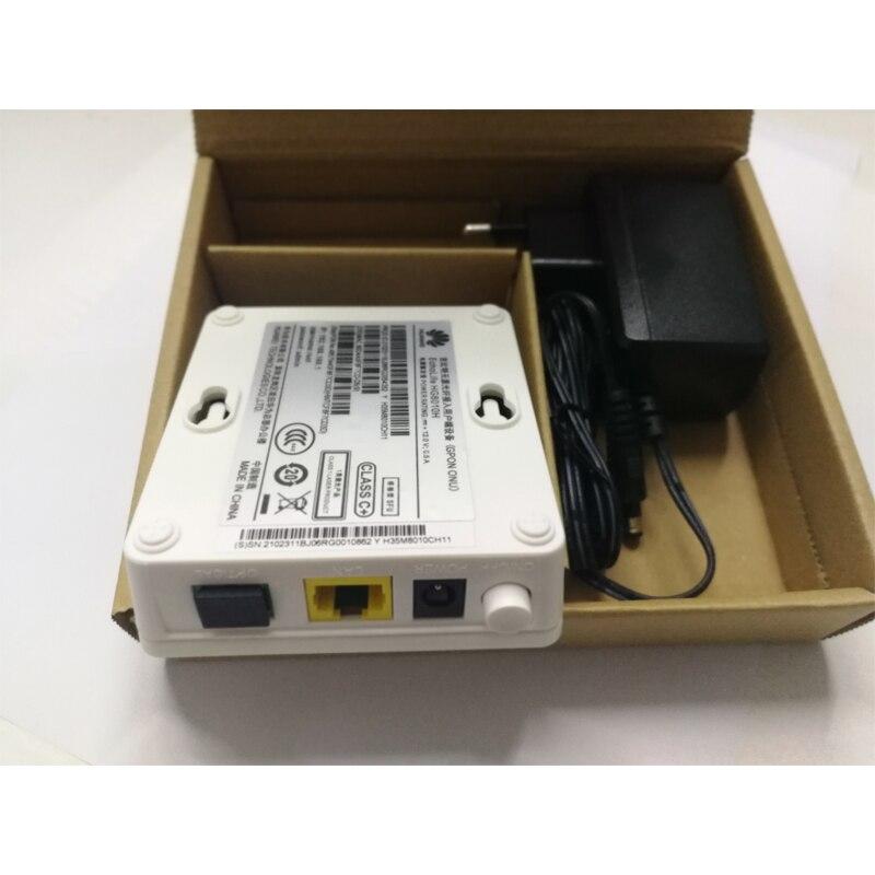 Fiber Optic Equipments Sunny Lowest Price Hua Wei Single1 Port Gpon Onu Hg8310m In English Version