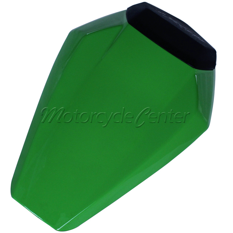 Hot Sale ABS Plastic Motorcycle Rear Seat Cover Cowl For Kawasaki Ninja ZX10R ZX10 R ZX10-R 2016 16 Green hot sale hot sale car seat belts certificate of design patent seat belt for pregnant women care belly belt drive maternity saf