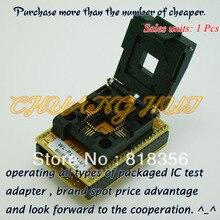 цена на WL-PL44-U1 Adapter for Wellon Programmer Adapter PLCC44  Adapter IC Test Socket/IC Socket