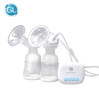 Automatically Breast Milk Suction Device Portable Electric Dual Breast Pump Fast Charging Double Single Breast Pump Multiple Use