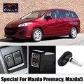 Para Mazda 5 Mazda5 Premacy / Auto TPMS sistema de monitoramento de pressão dos pneus sensores internos não destrutivos instalação embutida