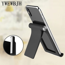 цены YWEWBJH Portable Universal Tablet Holder For iPad Holder Tablet Stand Desk Support Flexible Mobile Phone Stand