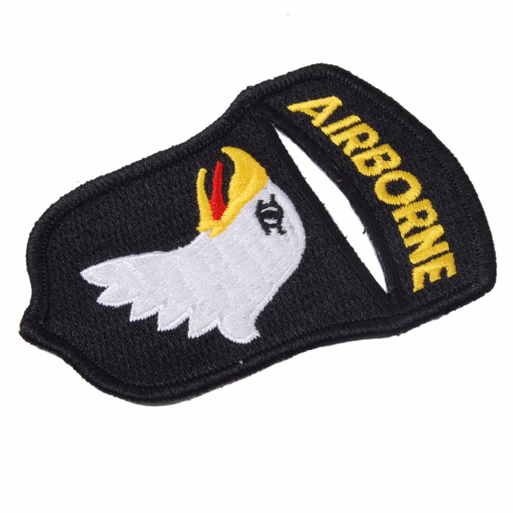 WW2 US ARMY 101ST AIRBORNE DIVISION PARATROOPER SHOULDER PATCH BADGE