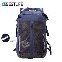 BESTLIFE легкий вес путешествия Велосипедный спорт рюкзак карман с клапаном Rugzak Малый Duffle школьные ранцы портативный Mochila Masculina