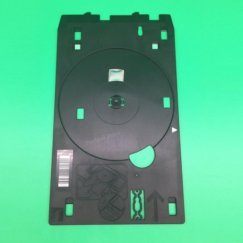 Genuine Inkjet CD DVD Printer Tray For Canon IP5400 IP7200 IP7230 IP7240 IP7250 MX923 MG5420 MG5430 MG5450 MG5550
