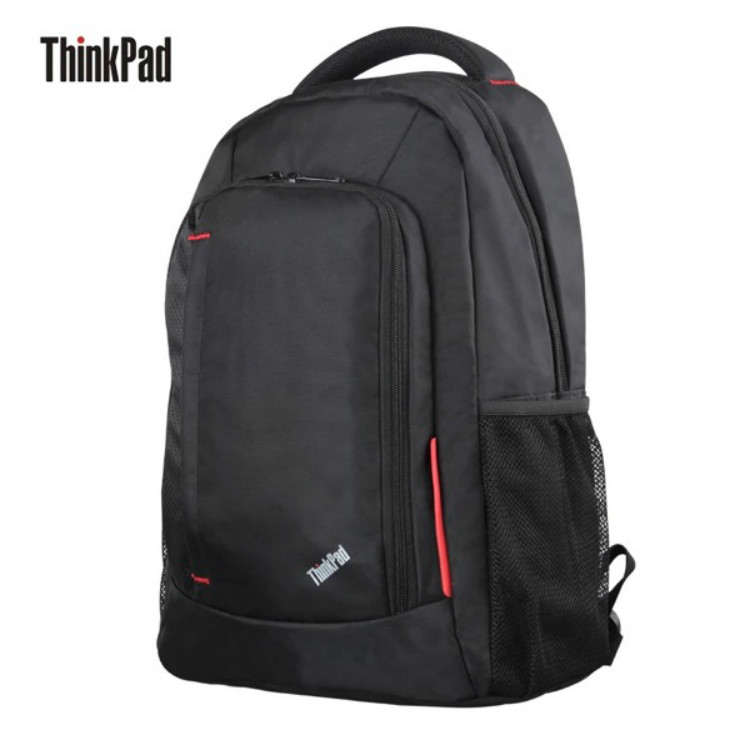 Original for Lenovo <font><b>ThinkPad</b></font> 15.6 Inch Laptop Bag Backpack Nylon Waterproof Computer Bag Suitable For <font><b>Notebook</b></font> Free Shipping image