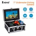 EYOYO 30 M Fishfinder Onderwater Vissen Camera Batterij Controle Box Infrarood en Wit LED Video-opname DVR 8 GB