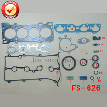 FS FP ES FP9A Двигателя полный комплект Прокладок Набор для Ford probe II MAZDA 626/MX-6 1.8L 2.0L 1991-1998 8AGX-10-271 50138600