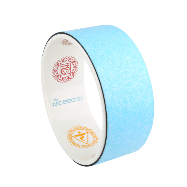 Pu Wheel for Yoga and Fitness