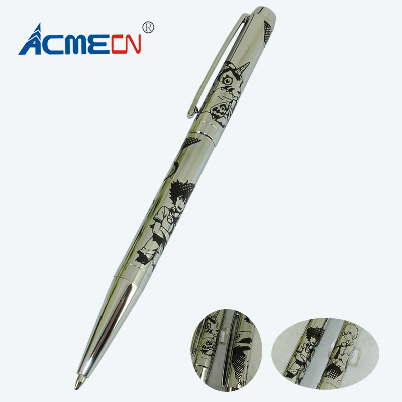 все цены на ACMECN Emboss Design Cartoon Ballpoint Pen Slim style Cute Writing Stationery Funny Ball Pens for School Students Gifts онлайн