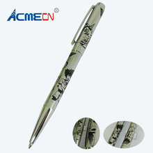 Cartoon Students Pen Unique Design Embossing Ballpoint Parker style refill Slim Ball Pens for Childrens gifts Writing