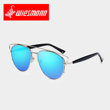 Sunglasses female sunglasses polarized sunglasses star big box anti-uv glasses EXIA AGENT-15