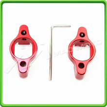 14x18mm 14*18mm Red Fork Preload Ajustadores Para Honda CBR 600 F2, F3, F4, F4I 1997 1998 1999 2000 2001 2002 2003 2004 2005 2006 2007