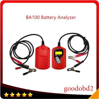 Hand Tool BA100 Auto Motive Battery Analyzer Tester Checker Vehicle12v Digital For All Cars Data