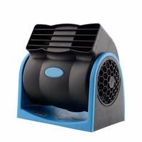 Car Auto Vehicle Truck Cooling Air Vent Fan DC 12V Warm Portable Adjustable Silent Cooler Speed