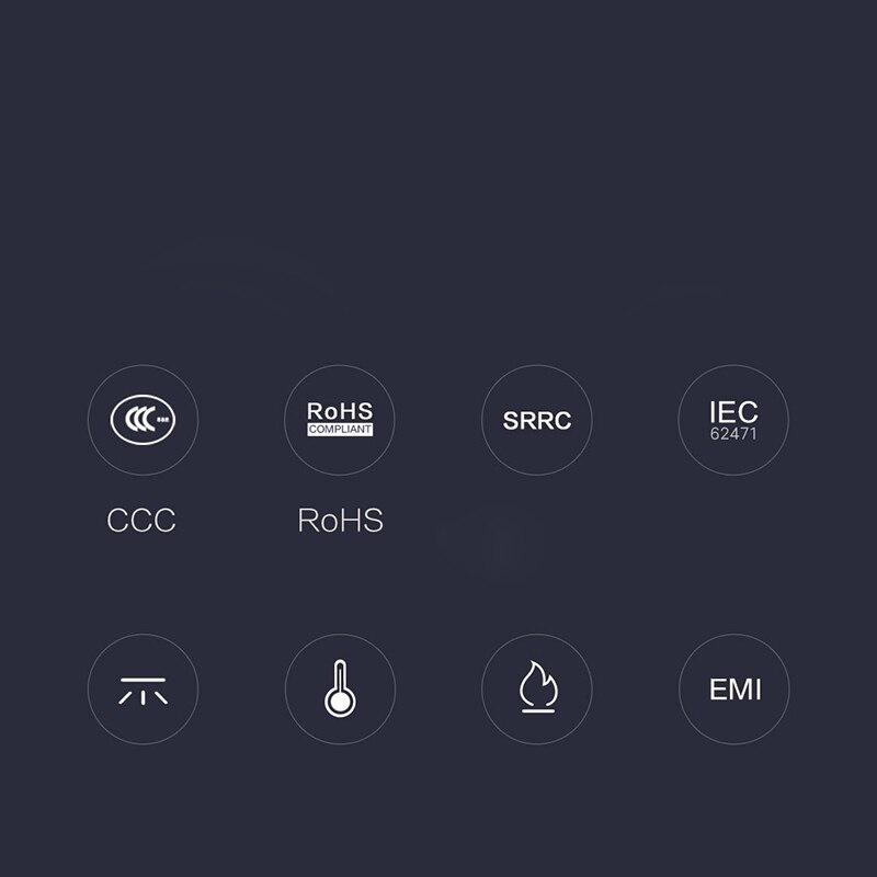 Image 5 - Оригинальный Xiaomi Philips Zhirui 200lm 3000 5700 k Регулируемая Цветовая температура даунлайт приложение Wifi умный Контроль Света-in Умный пульт управления from Бытовая электроника