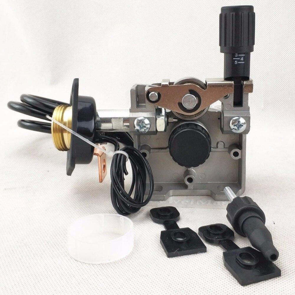 Ensemble dalimentation de fil de soudure de chargeur de fil de cc 12 V pour la Machine de soudure de soudeur de 160/180/200A MIG/MAGEnsemble dalimentation de fil de soudure de chargeur de fil de cc 12 V pour la Machine de soudure de soudeur de 160/180/200A MIG/MAG