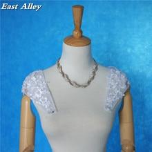 Wedding Accessories Cap Sleeves Lace Bridal Shoulder Straps