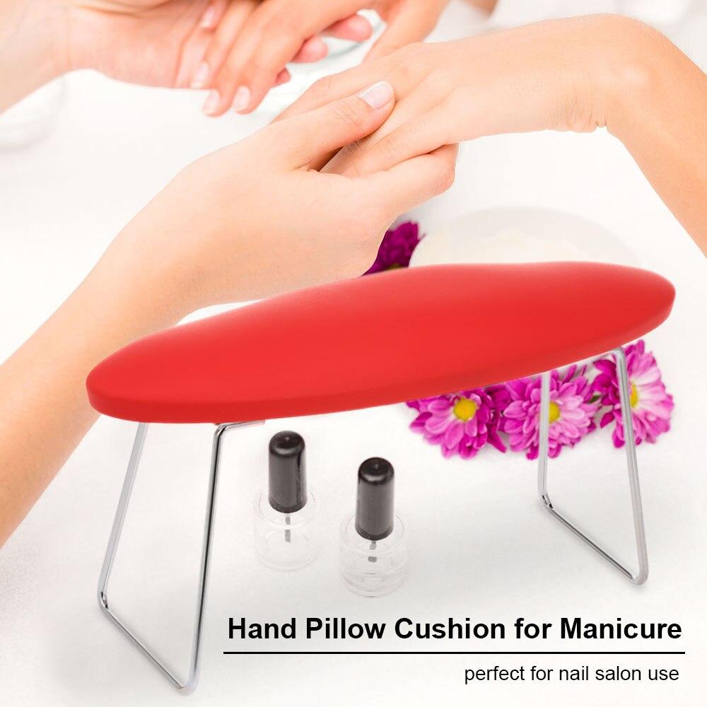 Подушки для рук, настольная подставка для ногтей, держатель для рук, подушка для рук, профессиональный инструмент для маникюра, лампа для ногтей