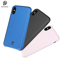 Case for iPhone XS Max XR X Soft Pu Leather Cover Shockproof Bumper Protective Non-slip Anti-Fingerprints Mobile Phone Cover стоимость