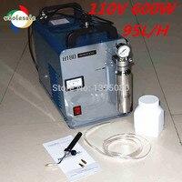 95 л/ч кислородно водородный генератор H180 акриловое пламя полировальная машина Электрический HHO генератор воды сварщик