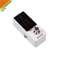 AROMA PT 21 Baby Tuner Mini Guitar Effect Pedal High Sensitivity True Bypass Free Shipping