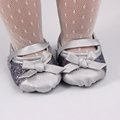 sliver ballet shoes baby born doll accessories new style popular 18 inch American girl doll shoes AS832