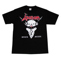 Venom Black Metal Rock Band T Shirt Red Logo Cheap Sale 100 Cotton T Shirts For