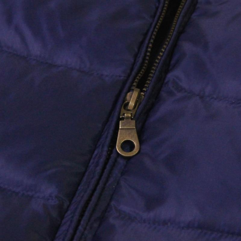 À Femmes Fermeture Éclair Glissière Mx027 Col Polyester Bleu Vintage Mandarin Veste Blue Fermetures Réguliers Solides Gilet wTq40HU